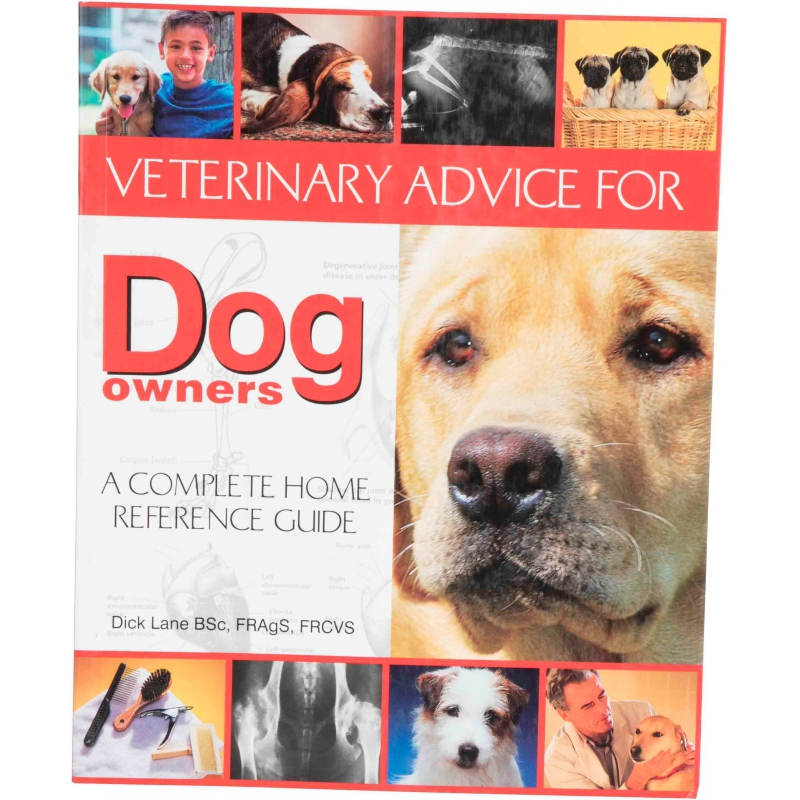Book on Veterinary Advice For Dog Owners