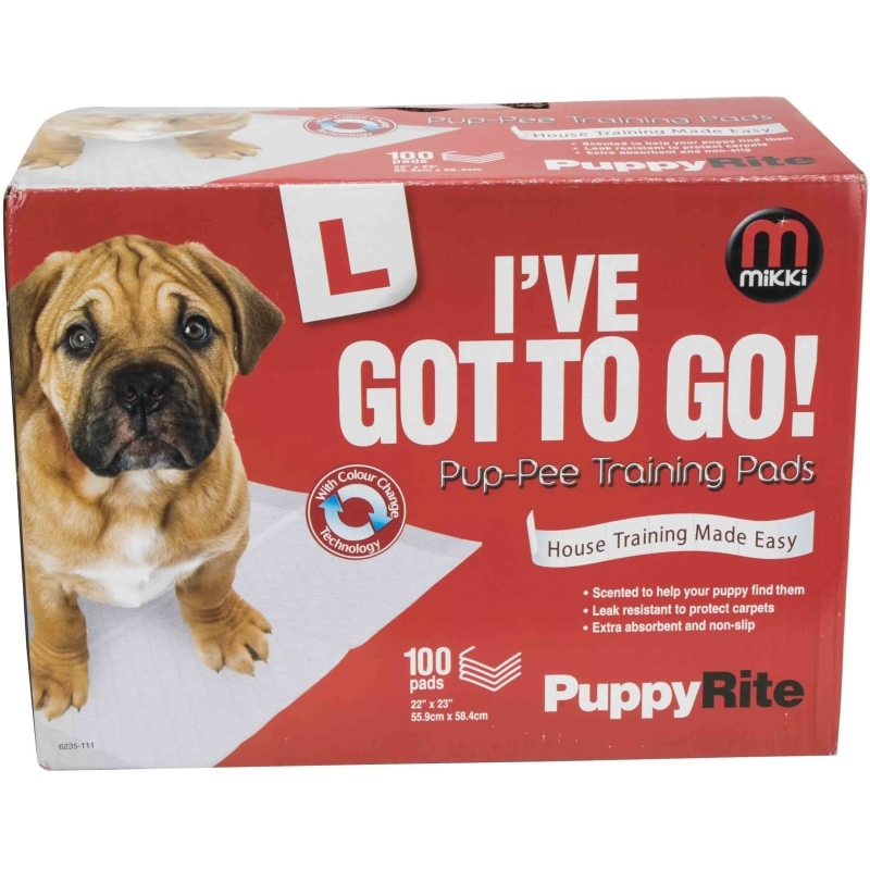 Pup-Pee Training Pads