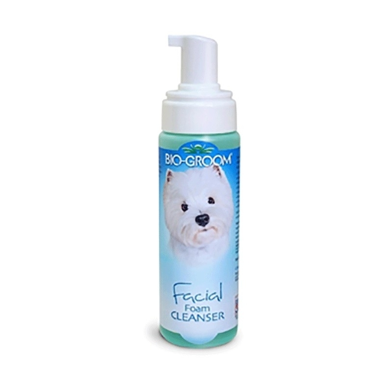 Facial Foam Cleanser, Reduces Loss Of Moisture