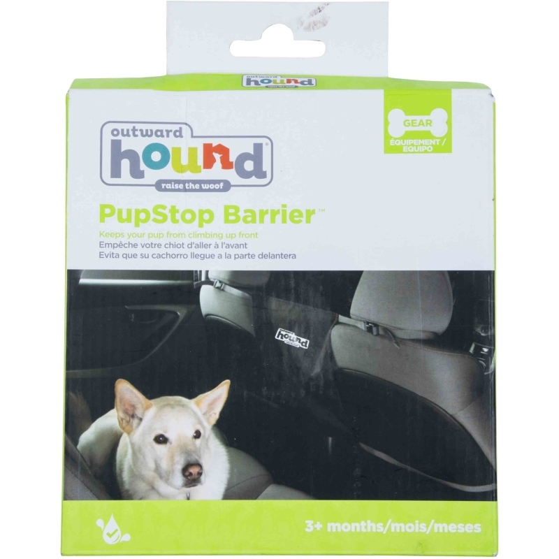 Pupstop Front Seat Barrier for Cars