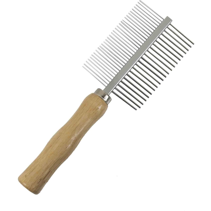 Dog/Cat Doube Sided Comb