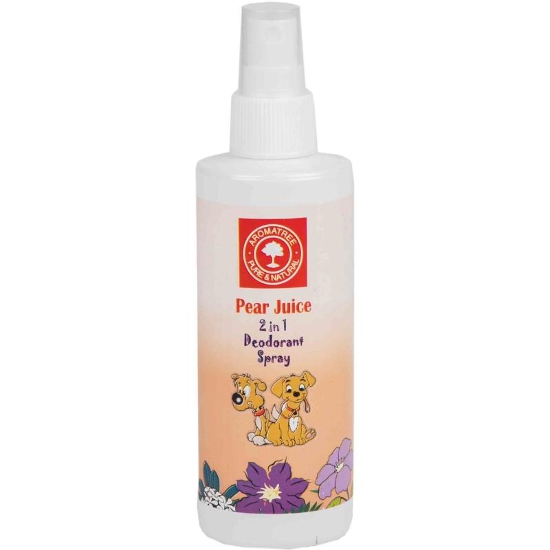 Aroma Tree 2 in 1 Deodorant, Pear