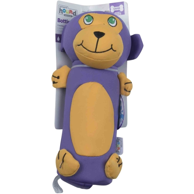 Bottle Splashers Monkey Dog Toy