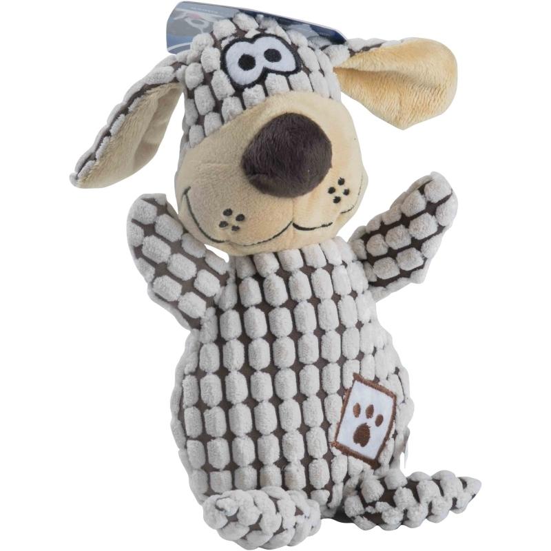Dog Soundless Plush Toys