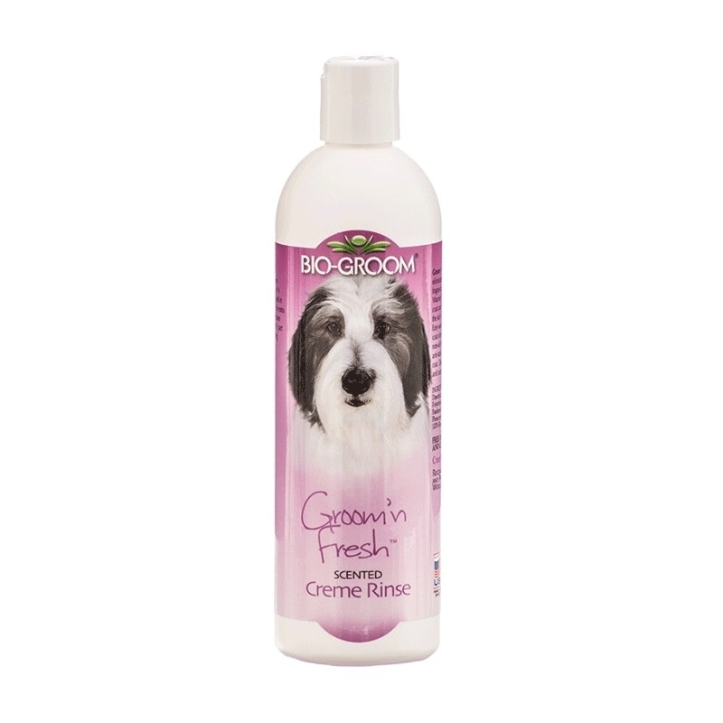Groom N Fresh Scented Crème Rinse Conditioner