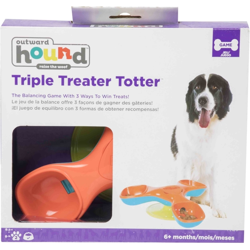 Triple Treater Trotter Interactive Game