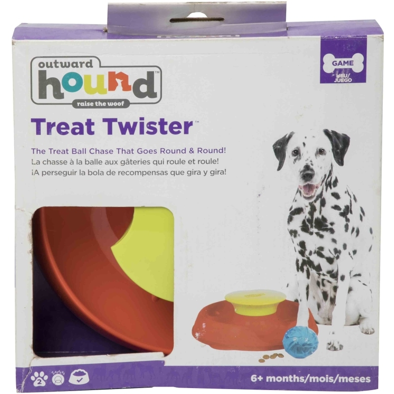 Treat Twister Interactive Game