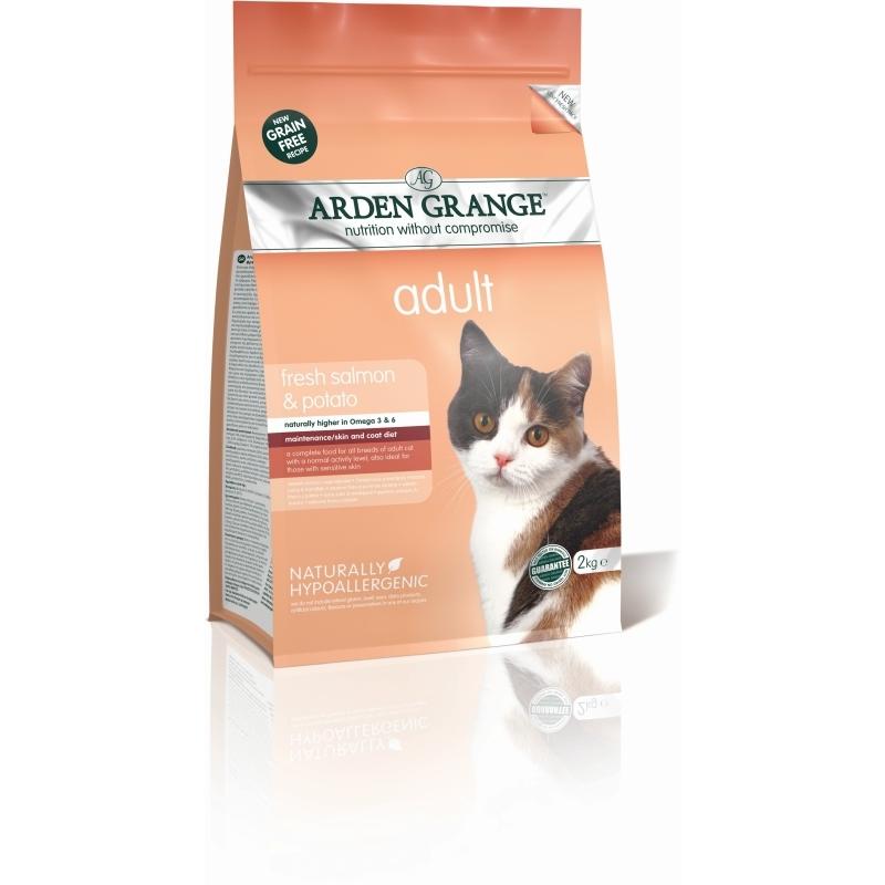 Adult Cat Salmon