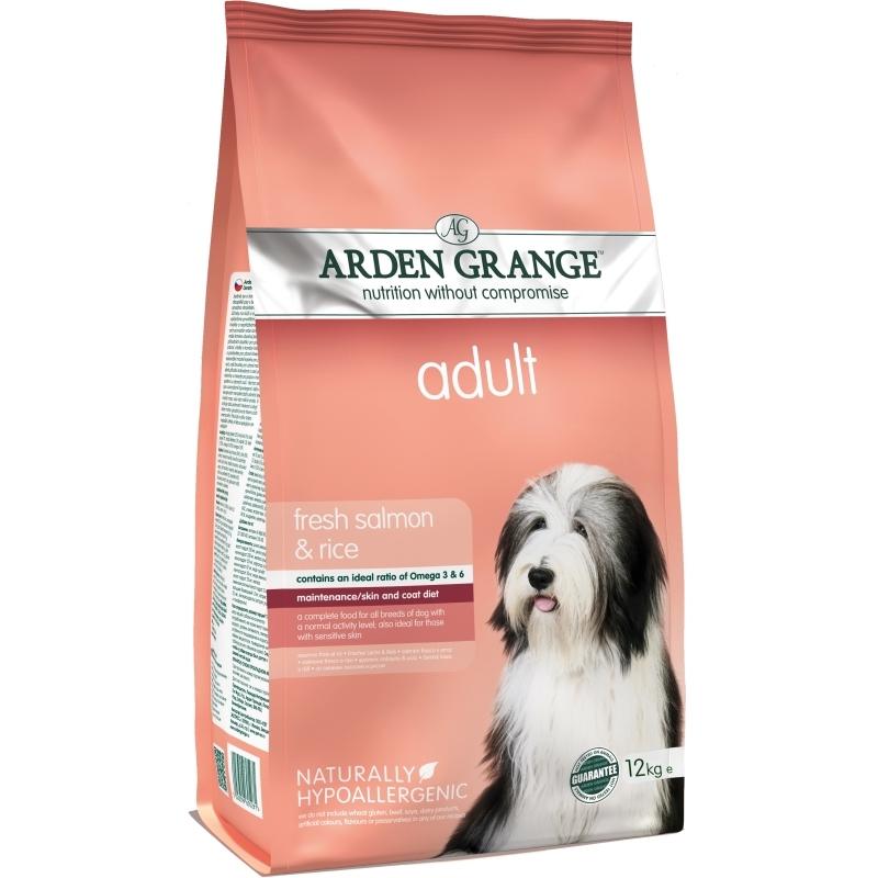 Arden Grange Adult Dog Salmon and Rice