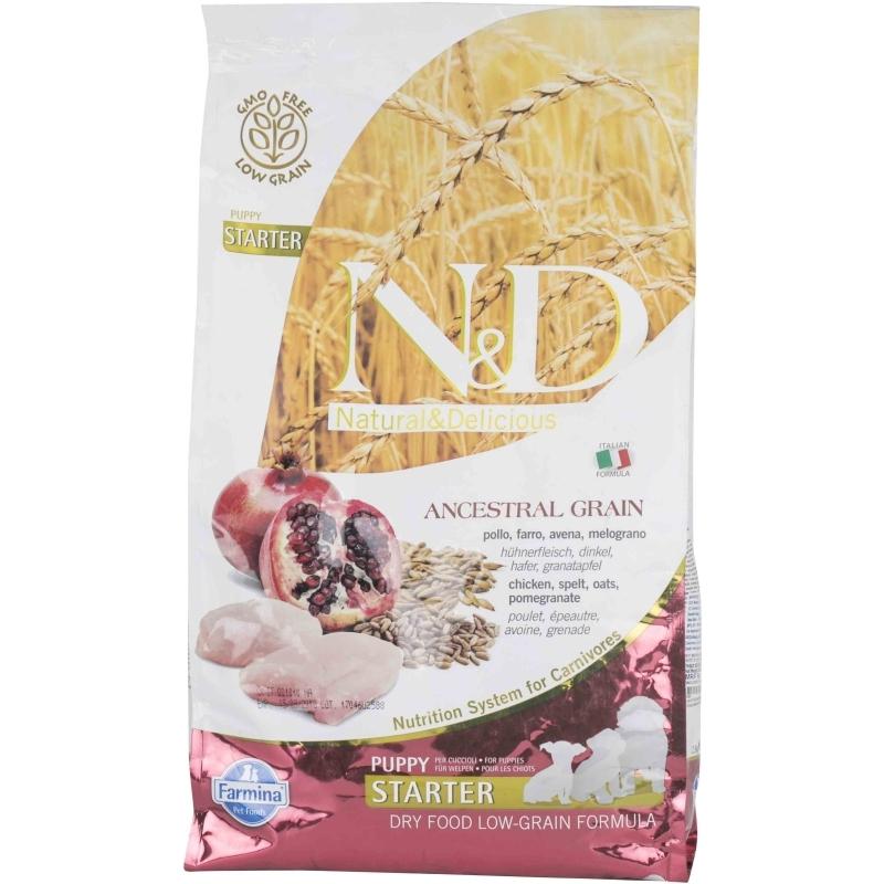 N&D Low Grain Chicken & Pomegranate Starter Puppy