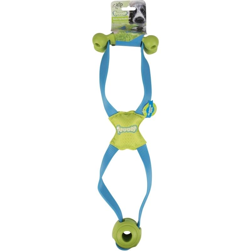 Elastic Tug Handle Ball