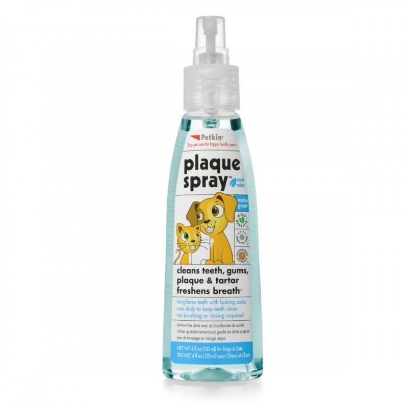 Plaque Spray, Cool Mint