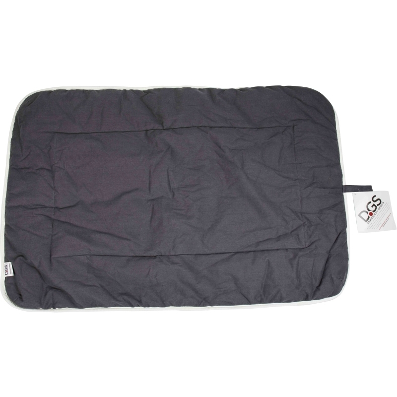 Crate Pad With Sherpa Top