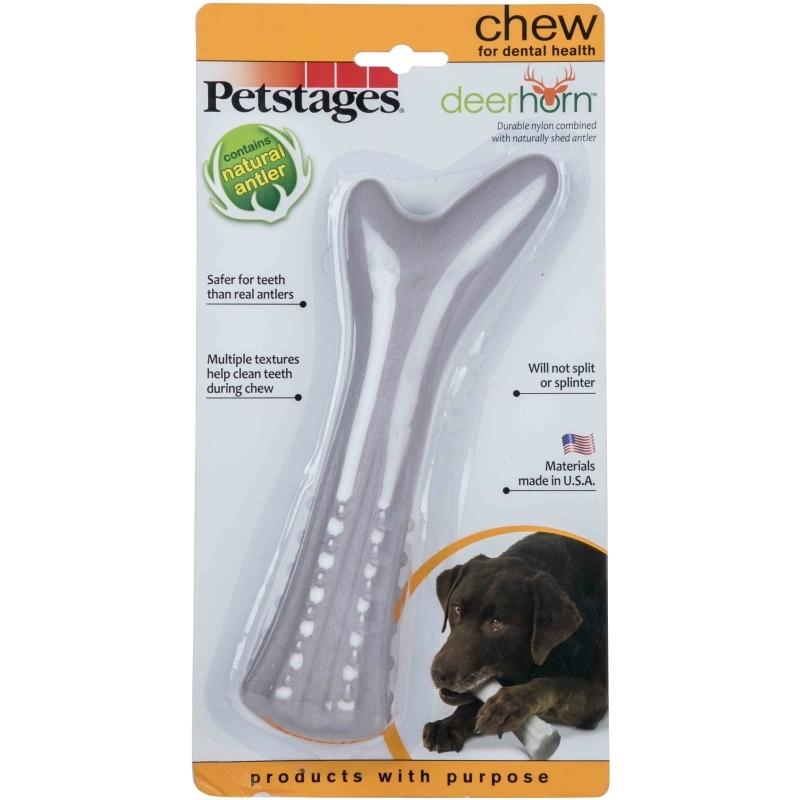 Deerhorn Durable Chew Toys
