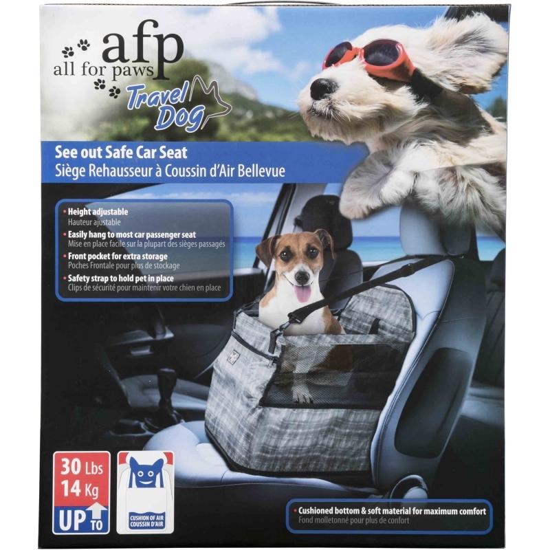 Air Cushion See Out Safe Car Sit