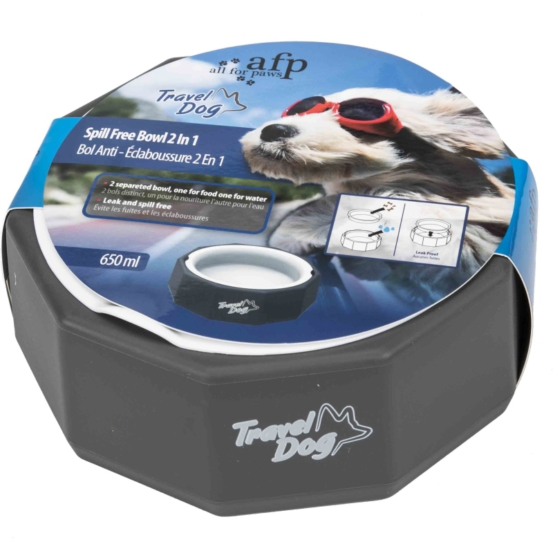 Spill Free Bowl 2 In 1