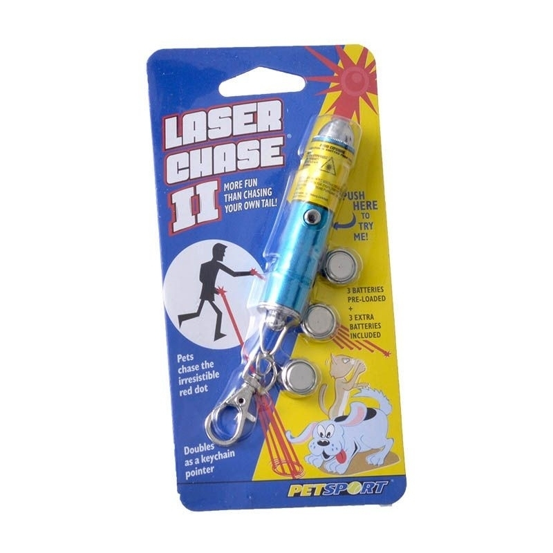 Laser Chase Ii Toy