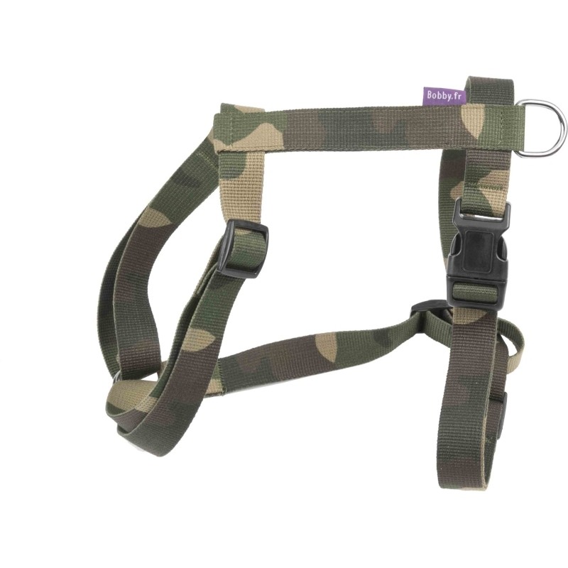 Camouflage Harness