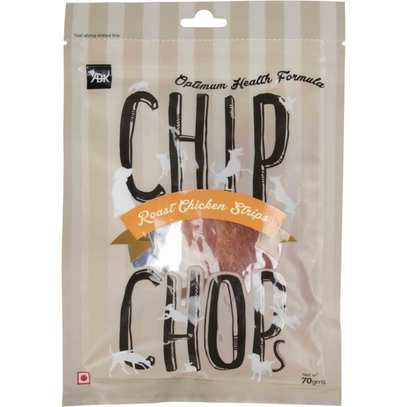 Chip Chops Roast Chicken Strips