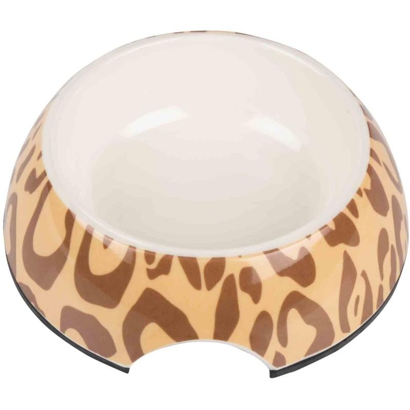 Leopard Cat Bowl