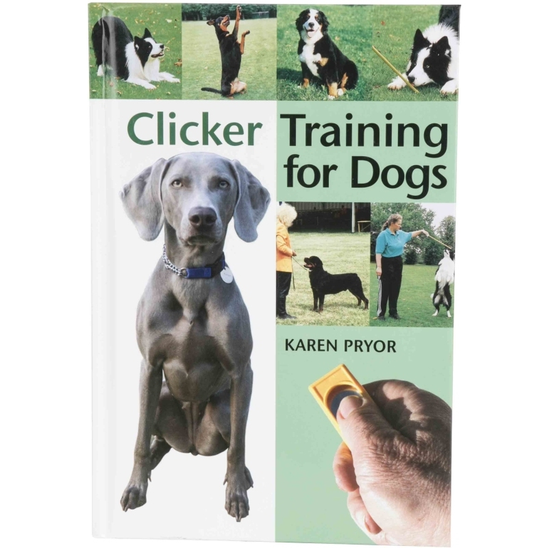 Book on Clicker Training for Dogs