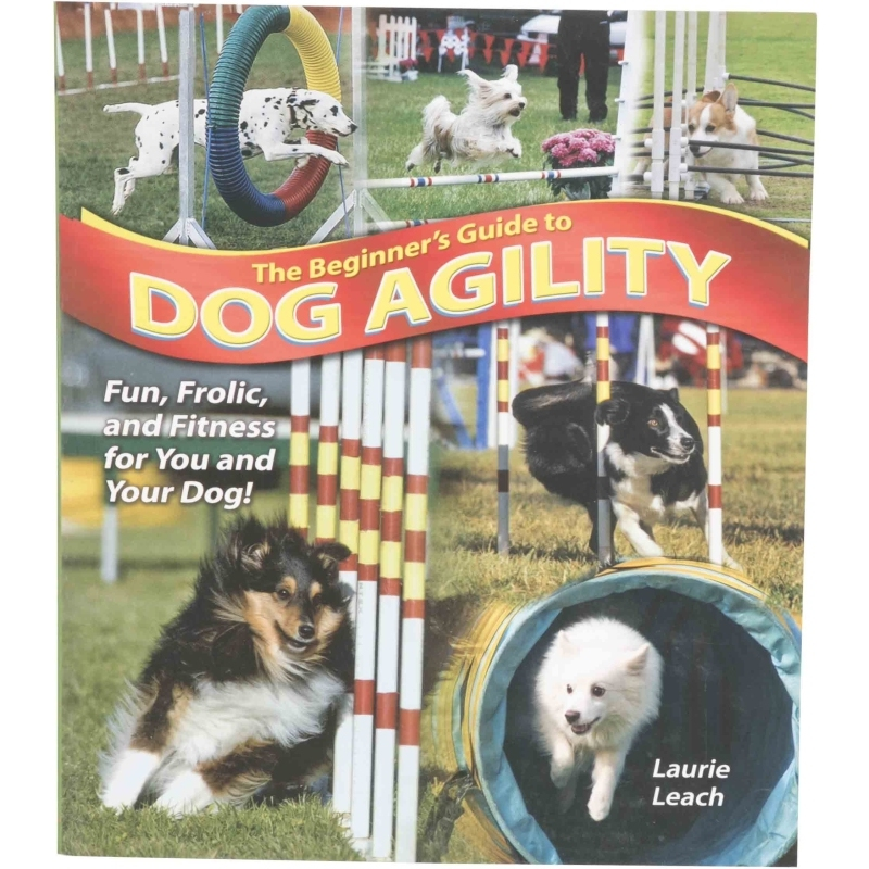 Book on Beginners Guide To Dog Agility