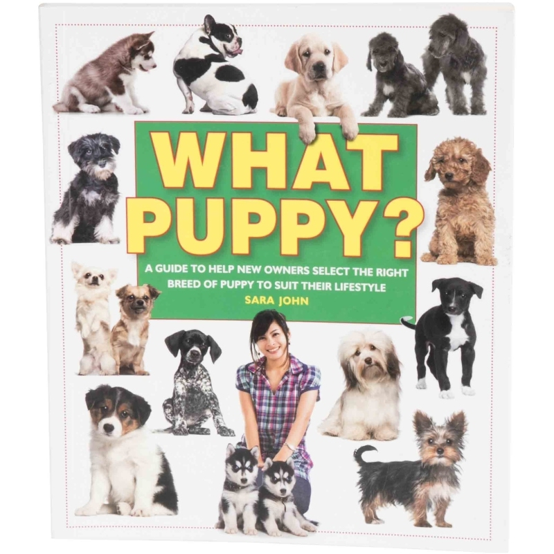 Book on What Puppy?