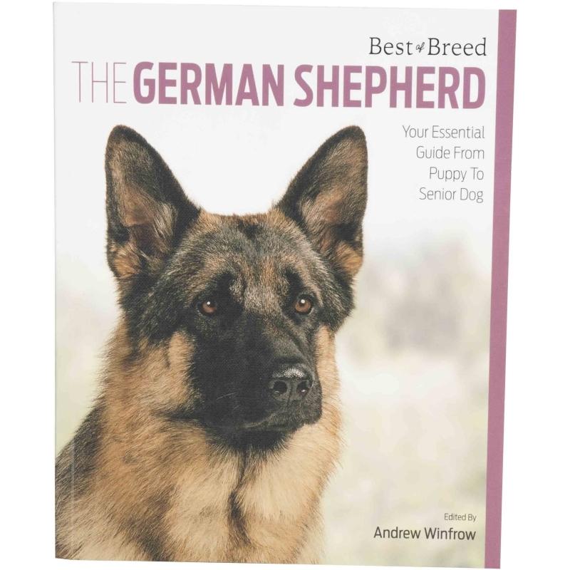 Book on German Shepherd - Best Of Breed
