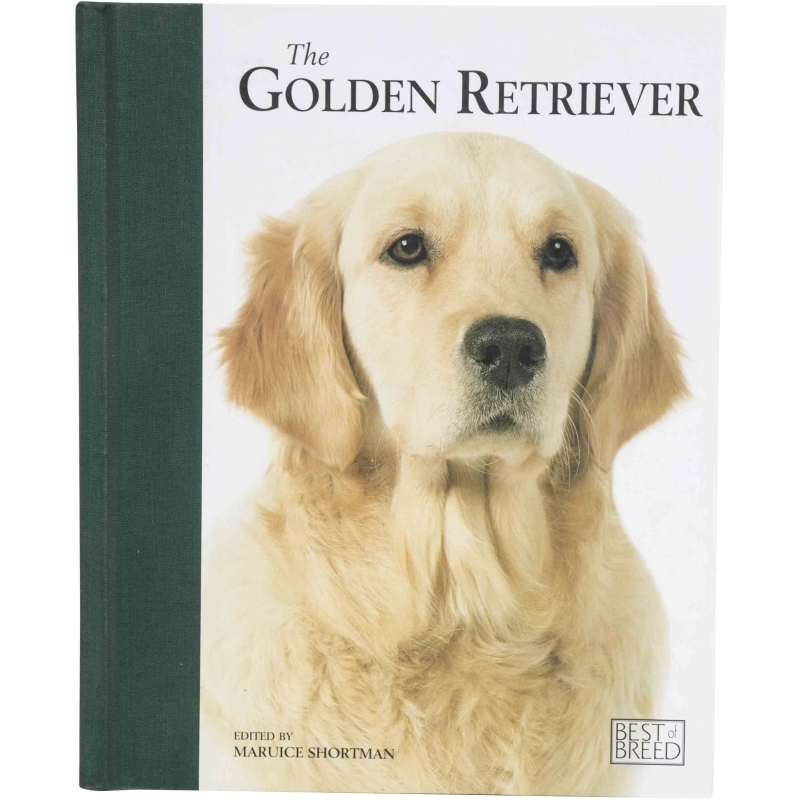 Book on Golden Retriever - Best Of Breed