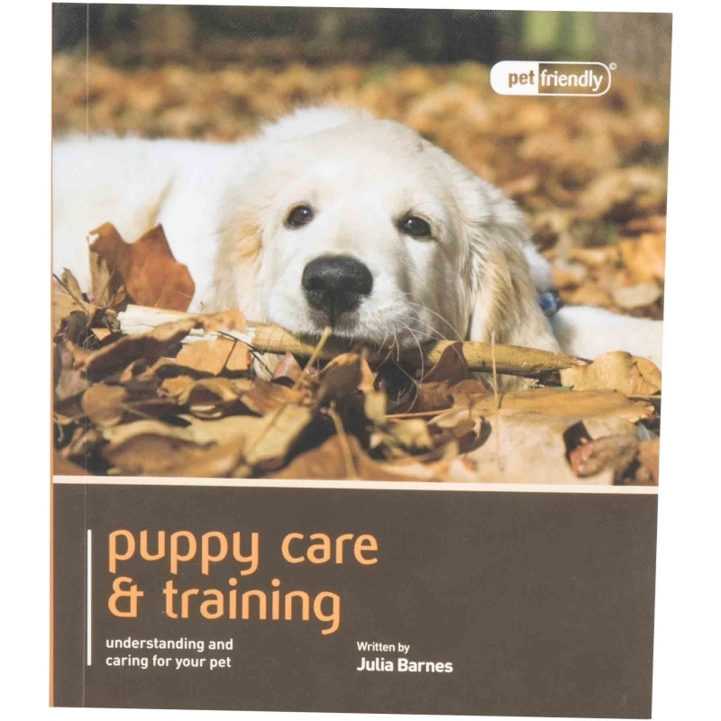 Book on Puppy Care & Training - Pet Friendly