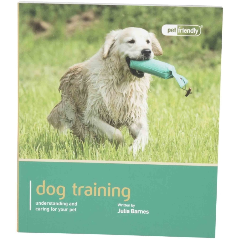 Book on Dog Training - Pet Friendly