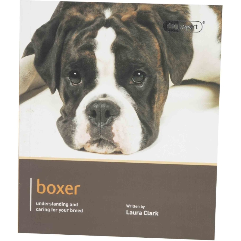 Book on Boxer - Dog Expert