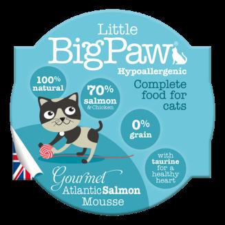 Little Big Paw Gourmet Atlantic Salmon Mousse