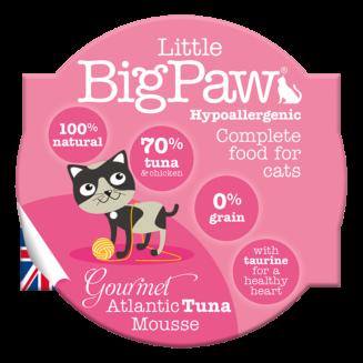 Little Big Paw Gourmet Atlantic Tuna Mousse