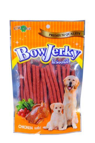 Bow Jerky Chicken Sticks