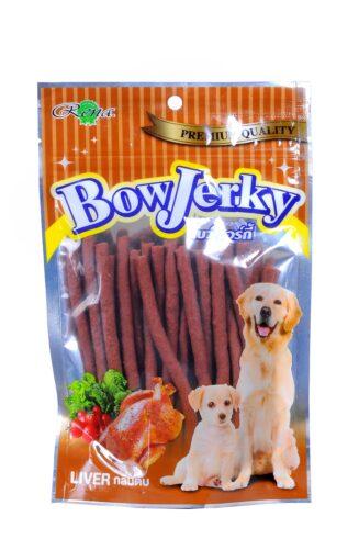 Bow Jerky Liver Sticks