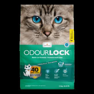 Intersand Odourlock Calming Breeze Cat Litter