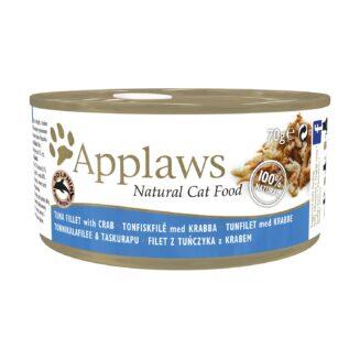 Applaws Cat Tin - Tuna with Crab