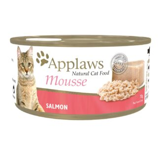 Applaws Cat Tin - Salmon Mousse