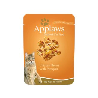 Applaws Cat Pouches - Chicken with Pumpkin Broth