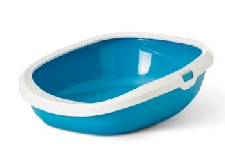 Gizmo Cat Litter Tray with Rim 20''