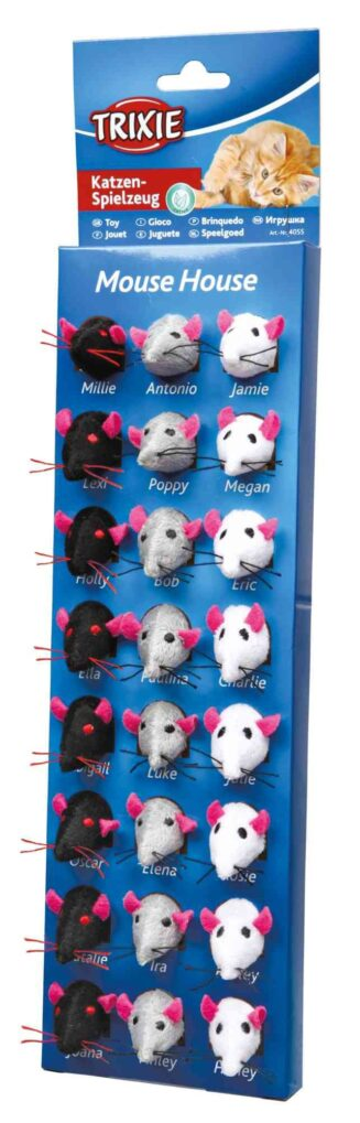 24 Assortment Mouse House