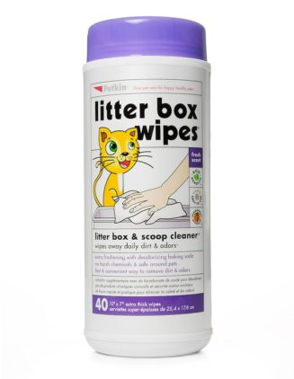 Litter Box Wipes