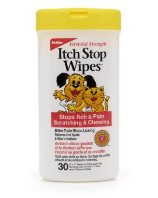 Itch wipes 30 wipes