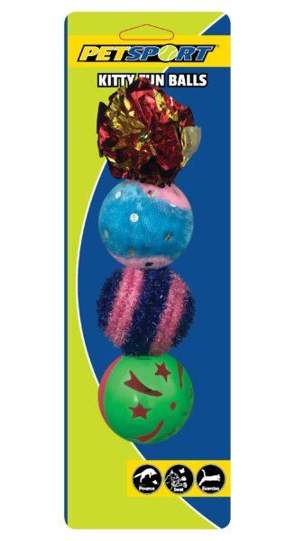 Kitty Fun Balls