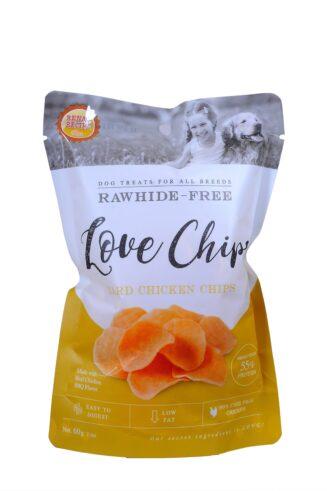 LOVE Chips - Hard Chicken Chips