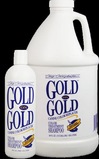 Chirs Christensen Gold on Gold Shampoo
