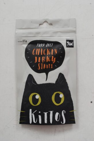 Chicken Jerky Strips Cat Treat