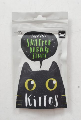 Snapper Jerky Strips Cat Treat
