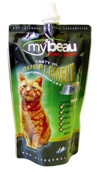 My Beau Vitamins and Minerals for Cats